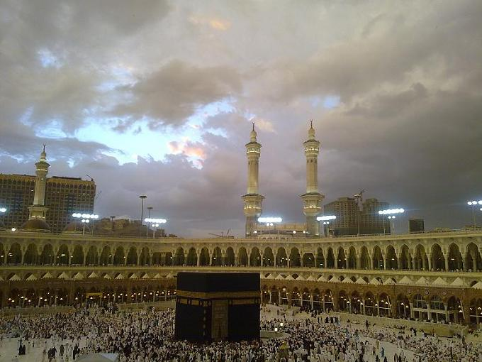 بالصور بث مباشر من المسجد الحرام بمكة المكرمة 434
