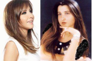 صور صور الفنانات قبل وبعد عمليات التجميل , صدمة الفنانين قبل الشهرة