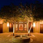 فندق في صحراء الربع الخالي