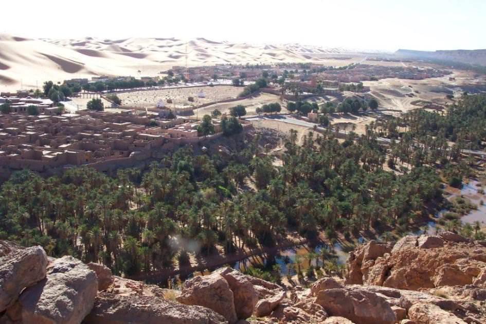 صوره المناطق السياحية في الجزائر