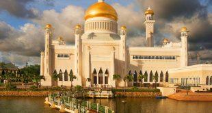 شوف اروع مساجد العالم مسجد السلطان عمر علي سيف الدين بالصور