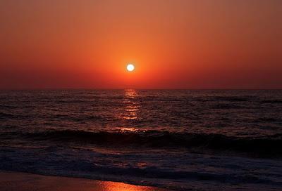 بالصور غروب الشمس في القطب الشمالي 471 11