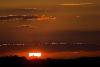 بالصور غروب الشمس في القطب الشمالي 471 12