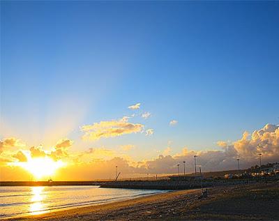 بالصور غروب الشمس في القطب الشمالي 471 3