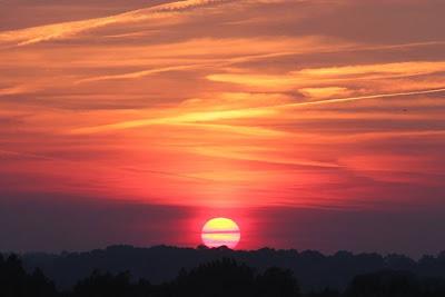 بالصور غروب الشمس في القطب الشمالي 471 6