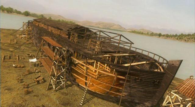 صور صور سفينة سيدنا نوح عليه السلام