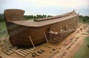بالصور صور سفينة سيدنا نوح عليه السلام 475 7 310x205
