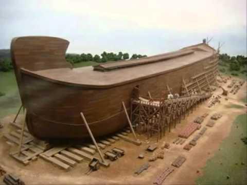 صور سفينة سيدنا نوح عليه السلام