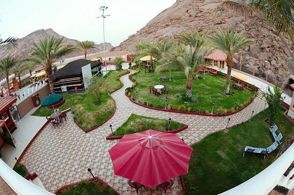 بالصور منتجع وادي العرج في الطائف 498 5