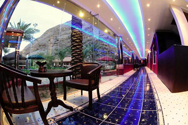 بالصور منتجع وادي العرج في الطائف 498 8