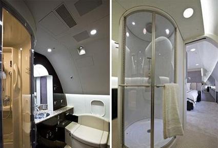 بالصور طائرة الوليد بن طلال الجديدة القصر الطائر 507 5