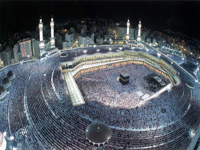 بالصور الصورة التي ارعبت الغرب واسعدت المسلمين 516 4