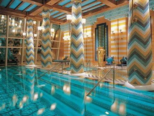 بالصور صور قصر الملك فهد تحت الماء 530 3