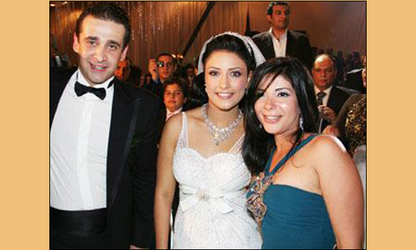 بالصور صور حفل زفاف كريم عبد العزيز 551 5