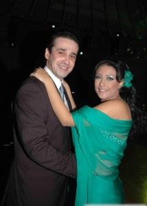 صور حفل زفاف كريم عبد العزيز