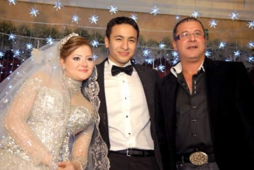 صوره صور حفل زفاف حماده هلال ,  صور حمادة هلال محب الجماهير