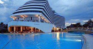 اغرب فنادق في العالم , خدمات الفنادق المتميزة