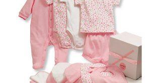 ملابس حديثي الولادة ماركات , احدث الملابس الاطفالي
