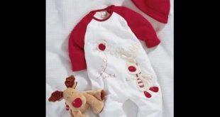 ملابس اطفال حديثى الولادة , تشكيله من ملابس الاطفال