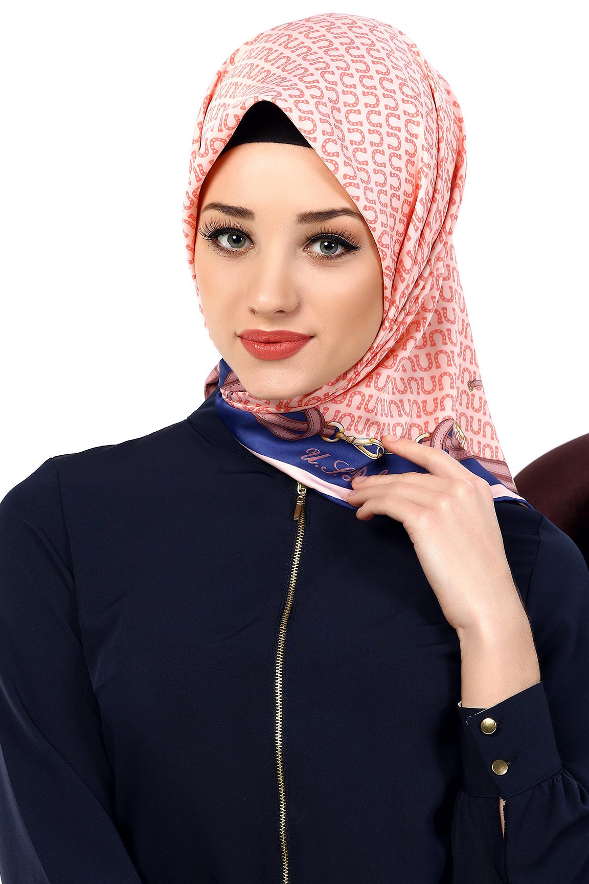 صور لفات حجاب تركى تجنن , احدث لفات الحجاب