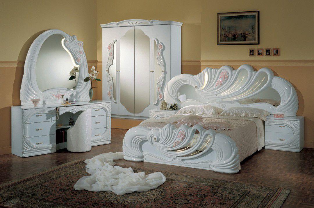 غرف النوم ايطالية فاخرة غرف نوم تجنن