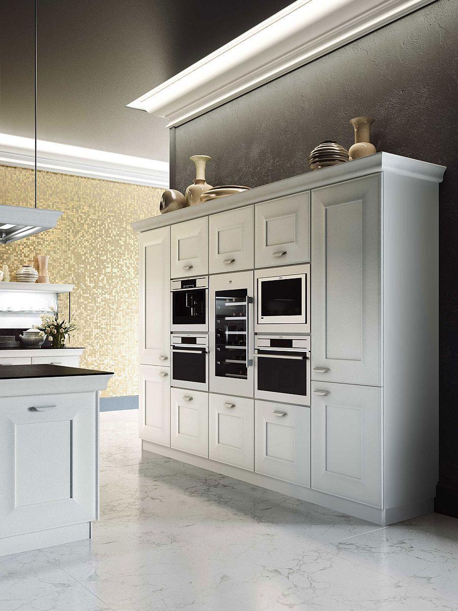 بالصور مطابخ امريكيه , حلم كل امراة تحب التميز والفخامة في مطبخها 7138 2