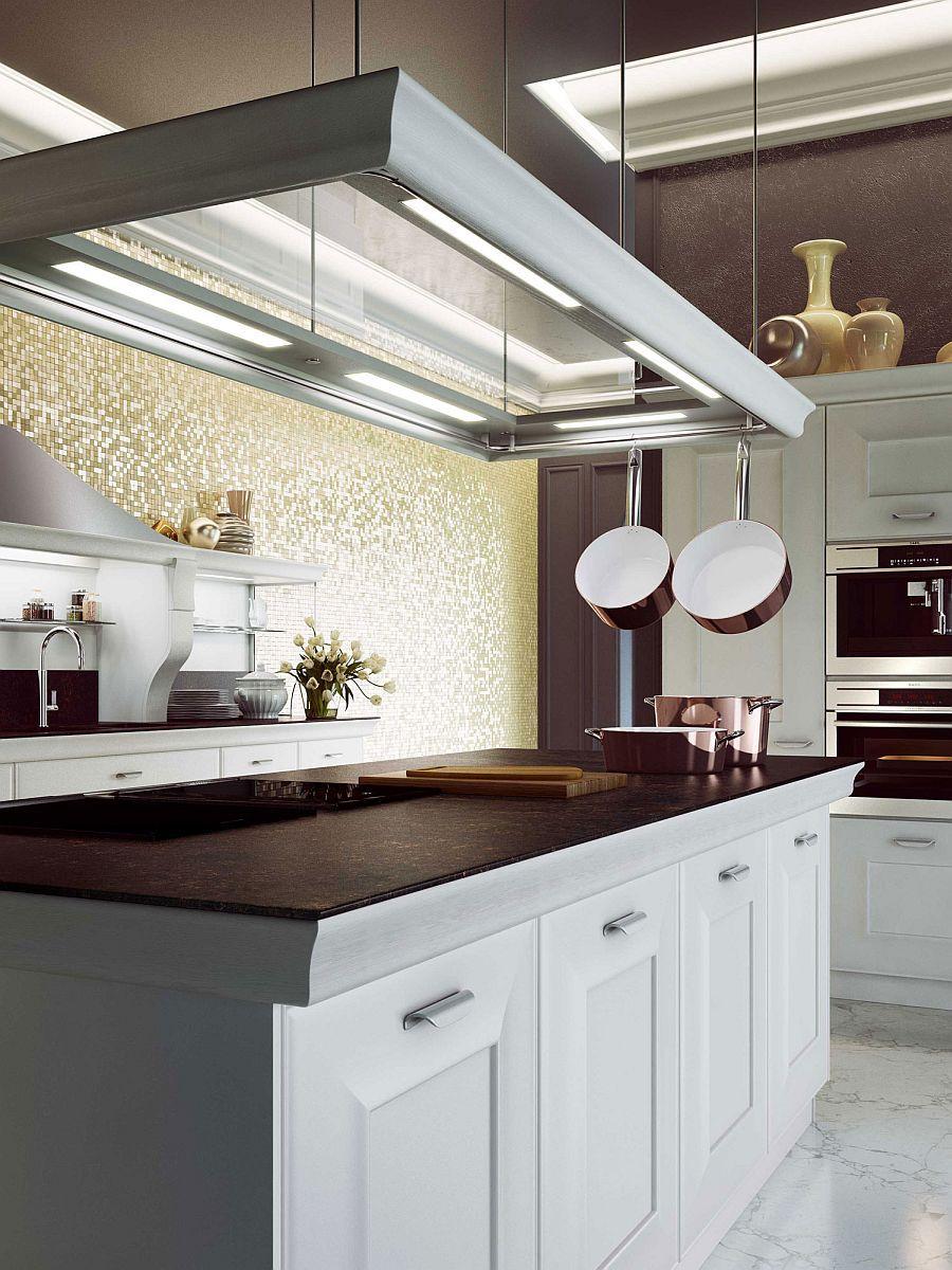 بالصور مطابخ امريكيه , حلم كل امراة تحب التميز والفخامة في مطبخها 7138 6