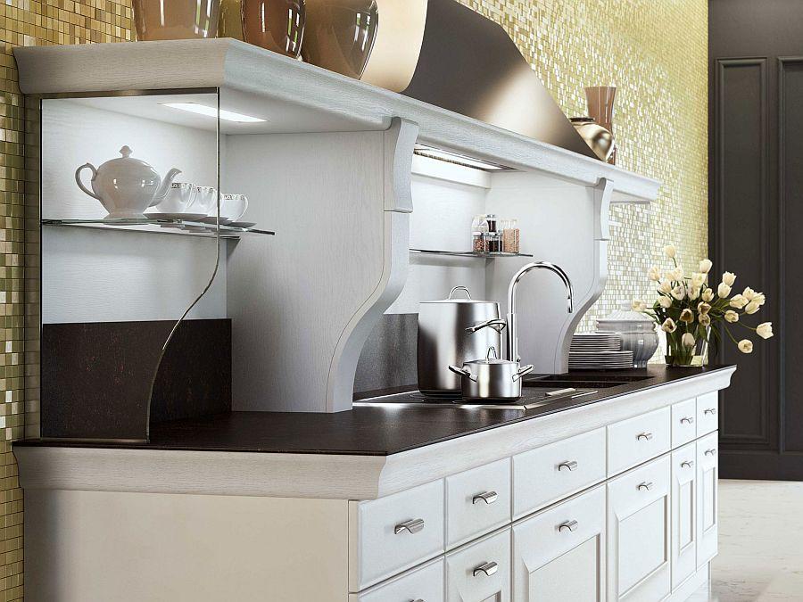 صوره مطابخ امريكيه , حلم كل امراة تحب التميز والفخامة في مطبخها