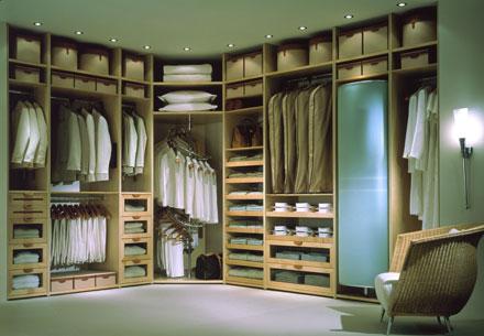صوره ارقي غرف ملابس , تشكيلة مختلفه من غرف الملابس