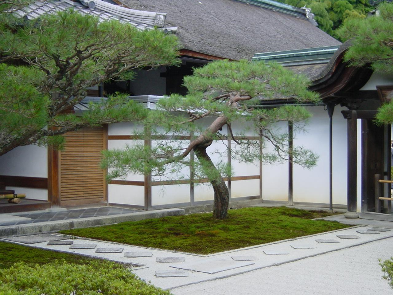 صوره حدائق يابانيه , ديكورات للحدائق