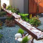 حدائق يابانيه , ديكورات للحدائق