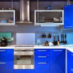الوان مطابخ فخمة , اسرار تجعل المطبخ رائع عند تغيير لونه الباهت