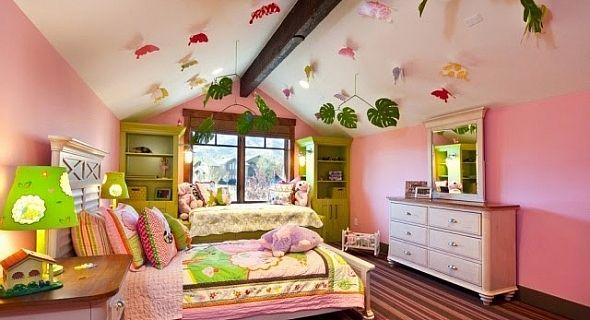 صوره غرف نوم الاطفال , ديكورات منزليه تخبل