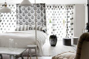 صورة افخم غرف نوم مودرن , فخامة الجمال في هذه الغرف الحقيقه