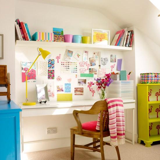 صوره ارقى تصاميم مكاتب منزلية , اروع اشكال للمكتب العصري
