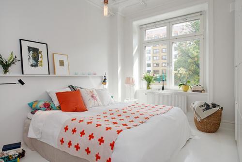 بالصور اجدد غرف نوم صغيرة , اصغر غرفة للنوم لكن فائقة الجمال 7346 8
