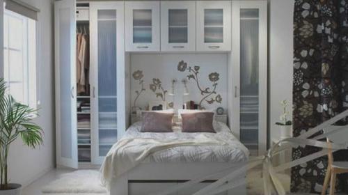 بالصور اجدد غرف نوم صغيرة , اصغر غرفة للنوم لكن فائقة الجمال 7346 9