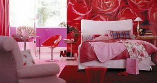 غرف نوم رومانسية خلابة , غرف للنوم خرافية
