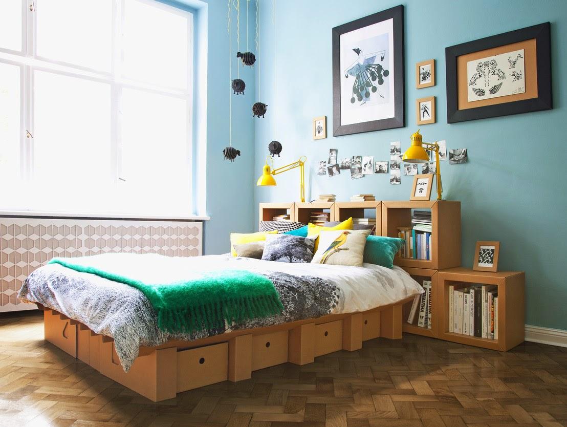 صوره طرق للتخزين في غرفة النوم , خزن بطرق هائله بالصور