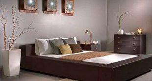 غرف نوم على الطراز الياباني , ديكورات لغرف النوم