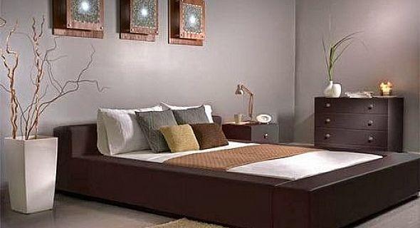 صوره غرف نوم على الطراز الياباني , ديكورات لغرف النوم