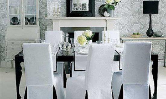 صوره غرف طعام فاخرة , فعلا موائد الطعام تحتاج لمثل هذه الغرفة الفاخرة
