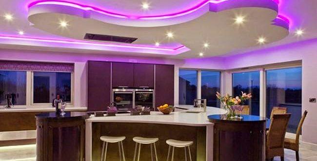 بالصور احدث اضاءات ال led للمنازل , انوار مضيئه بشكل خيالي 7368 10 650x330
