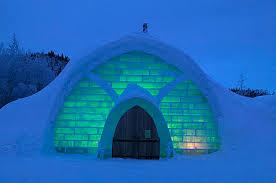 بيت من الثلج , صور بيت الثلج