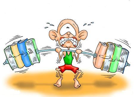 بالصور كاريكاتير عن المدرسه , اجدد كاريكاتيرات عن الدراسه 993 3