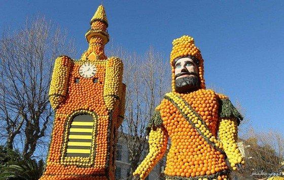 بالصور مهرجان الليمون في فرنسا , صور مهرجان الليمون 994 4