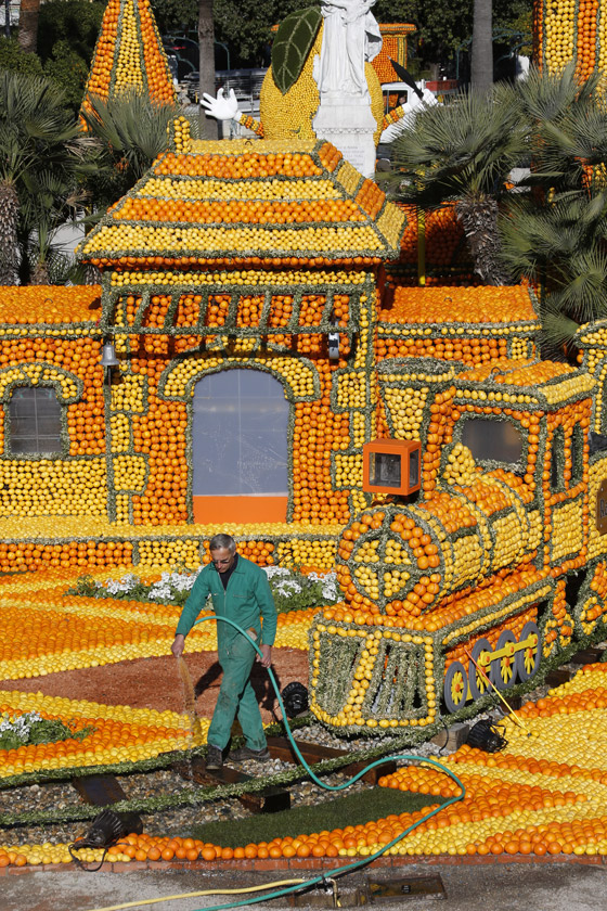 بالصور مهرجان الليمون في فرنسا , صور مهرجان الليمون 994 8