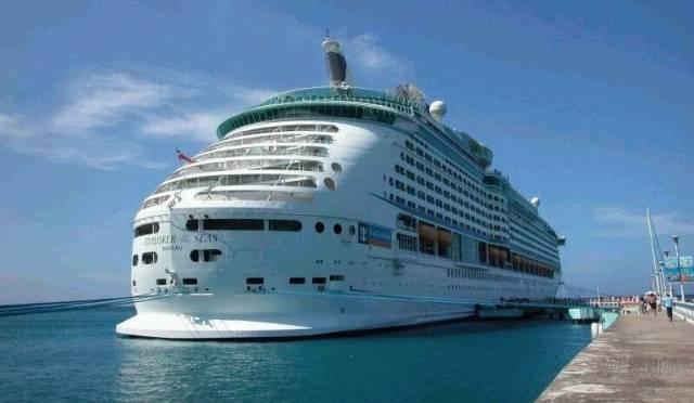 بالصور سفينة تايتنك الجديدة     ,   بالصور  حلم تايتنك الحديثه تعود للابحار قريبا 1481 2