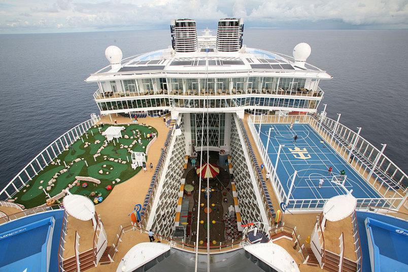 بالصور سفينة تايتنك الجديدة     ,   بالصور  حلم تايتنك الحديثه تعود للابحار قريبا 1481 8