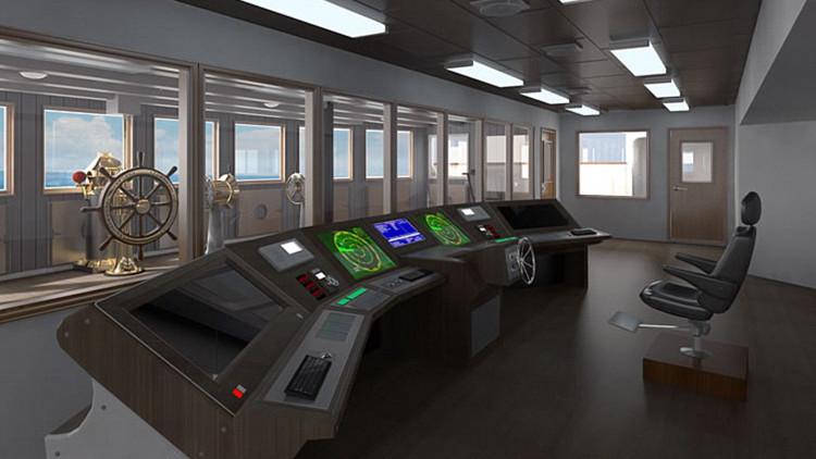 بالصور سفينة تايتنك الجديدة     ,   بالصور  حلم تايتنك الحديثه تعود للابحار قريبا 1481 9